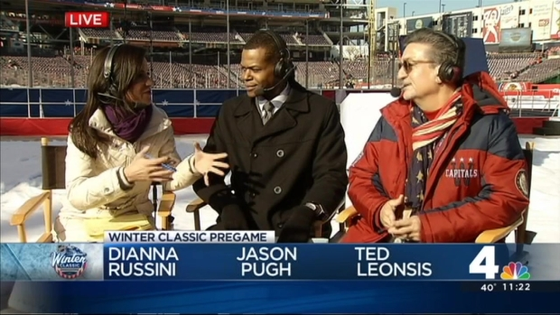"""Ted Leonsis: """"Everything Will Be Flawless Today"""""""