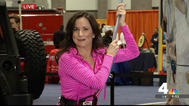 Health & Fitness Expo Opens