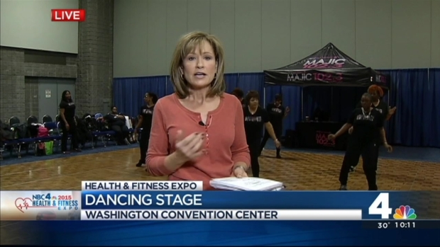 FROM 2015: A Fun-Filled Day Two at the Health & Fitness Expo