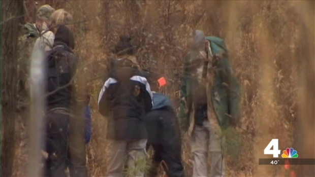 [DC] Searchers in Lyon Sisters Case Hope to Find Human Remains