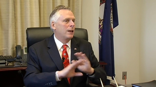 [DC] Full Interview: McAuliffe Rates His First Year in Office