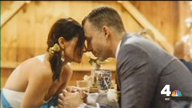 "[DC] ""He Was My Hero"": Newly-Wed Remembers Husband"