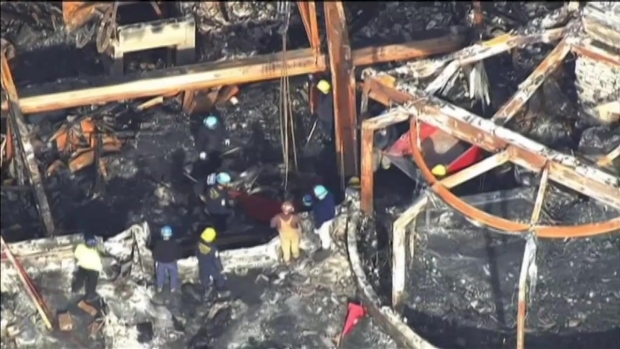 Firefighters Reveal Cause of Fatal Md. Mansion Fire