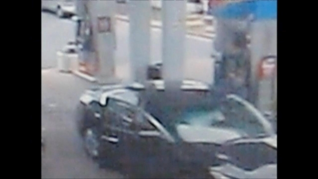 SURVEILLANCE VIDEO: Car Stolen From Sunoco Gas Station