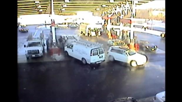 SURVEILLANCE VIDEO: Car Stolen From Wawa Gas Station