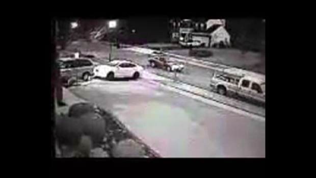 SURVEILLANCE VIDEO: Car Stolen From Beltsville Driveway