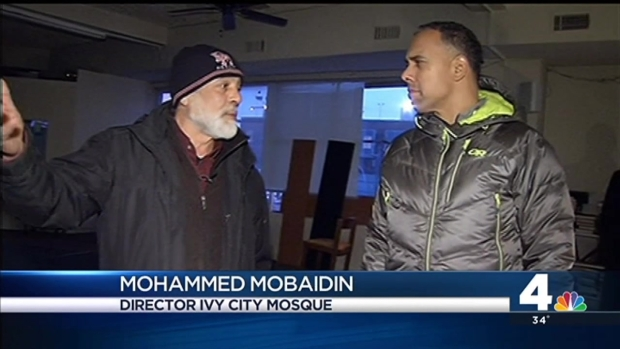 [DC] DC Mosque Vandalized Twice in Several Days