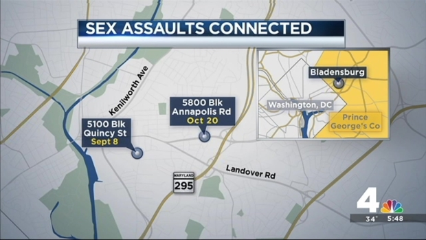[DC] Police Canvass Bladensburg After Three Sex Assaults