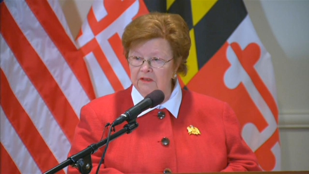 [DC] RAW VIDEO: Mikulski Announces Decision to Retire