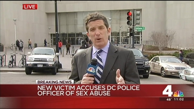 [DC] 3rd Victim Accuses D.C. Police Officer of Sexual Abuse