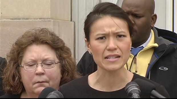[DC] Wife of Slain Lawyer Pleads for Help Identifying Woman in Surveillance Video