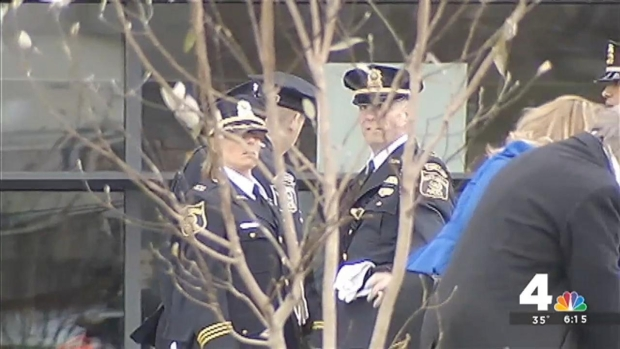 [DC] Memorial Dedicated For Fallen Alexandria Police Officers