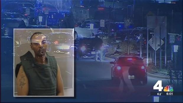 Wossen Assaye, Alleged Bicycle Bandit, Back in Custody After 8-Hour Manhunt