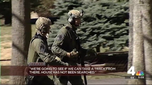 Police Dispatch From the Manhunt