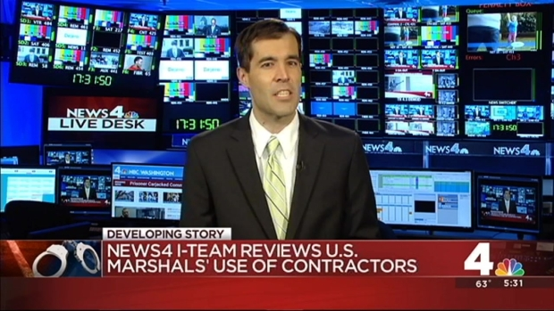 U.S. Marshals Use Contract Officers