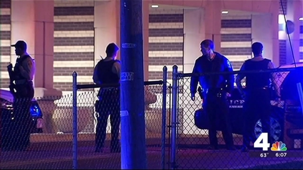 Hospital Reopens After Lockdown