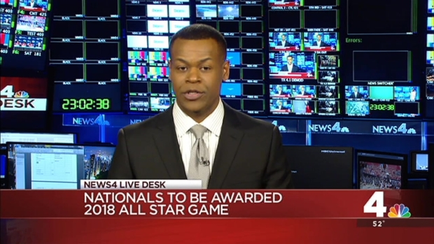 [DC] MLB All-Star Game Coming to D.C.