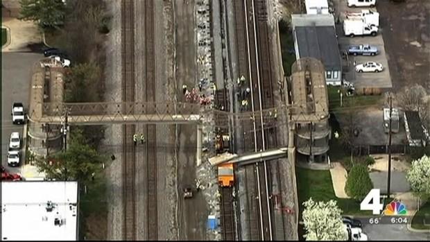 [DC] Bridge Collapse Causes Green Line Disruption