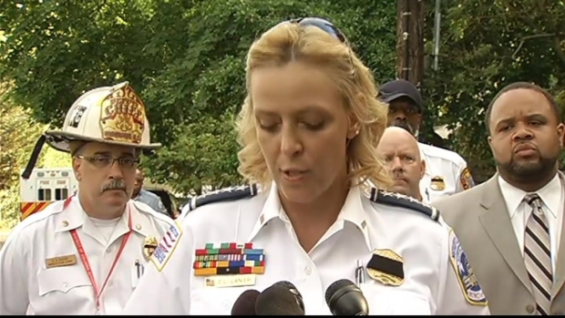 [DC] Mayor Bowser, Chief Lanier Update on Fire and Four Deaths