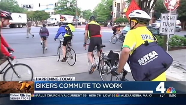 [DC] Bike to Work Day Is Back! Hit the Road May 15