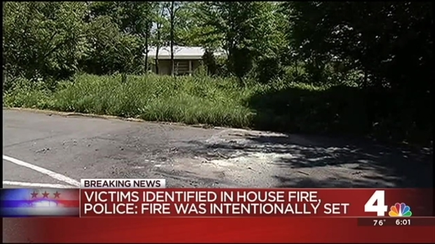 [DC] Victims Found in Burned D.C. House Identified