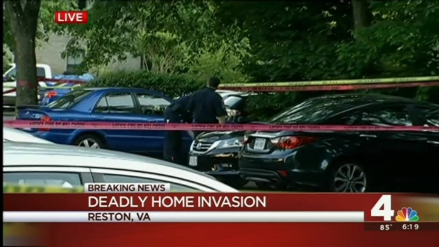 [DC] Deadly Home Invasion