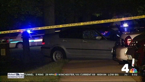 [DC] Man Found Shot to Death in Car in Md.