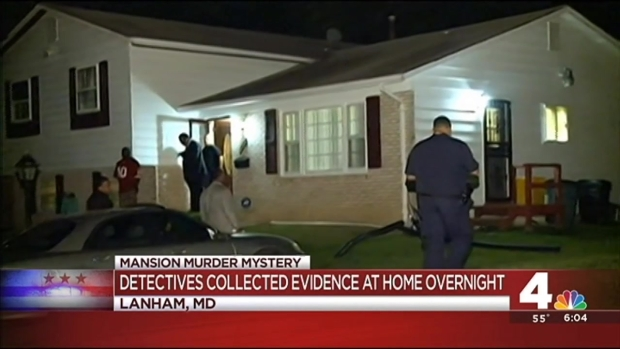 [DC] Police Search Home of Slaying Suspect's Family