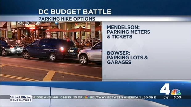 [DC] Several D.C. Neighborhoods Could Be Affected by Parking Changes
