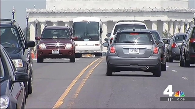[DC] Memorial Bridge Lane Closures Explained