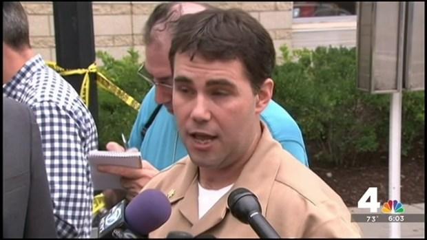 Navy Yard Workers React to Lockdown
