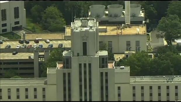 Reports of Shots Fired at Walter Reed, Navy Yard Amid Terror Concerns