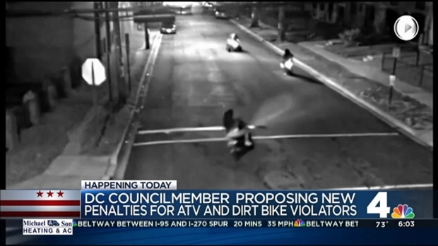 [DC] Councilman Proposes Tougher ATV Penalties