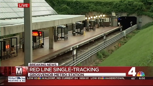 [DC] Single-Tracking on Metro's Red Line