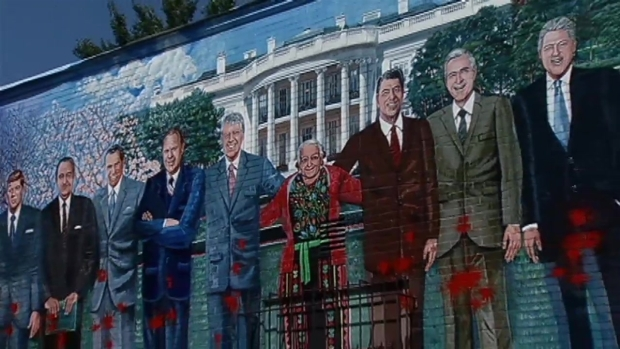 [DC] Restaurant Manager Reveals Personal Hurt From Mural Vandalism