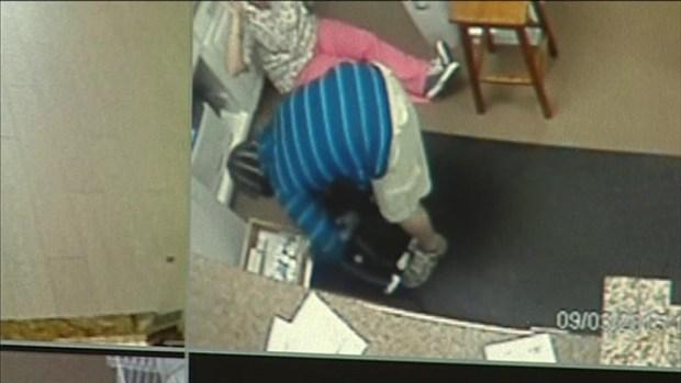 [DC] SURVEILLANCE VIDEO: Pharmacy in Clarksburg Robbed