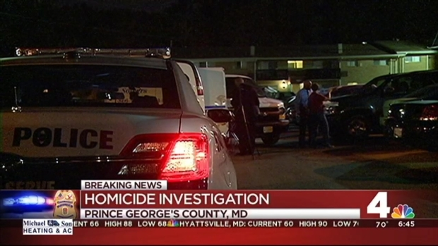 [DC] 1 Dead in Shooting at Temple Hills Apt. Complex