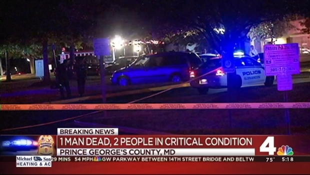[DC] 1 Dead, 2 Injured in Capitol Heights Shooting