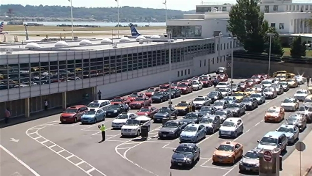 [DC] Ride-Hailing Services Get Waiting Areas at Dulles, National