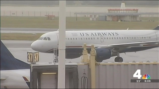 Weather Causes Delays on Va. Roads, in Airports