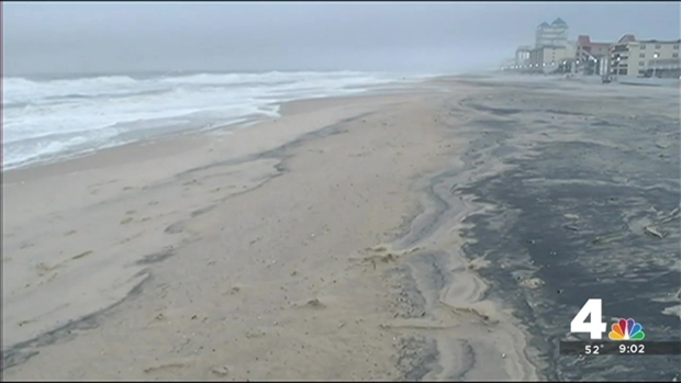 High Tide Could Bring More Flooding at Ocean City