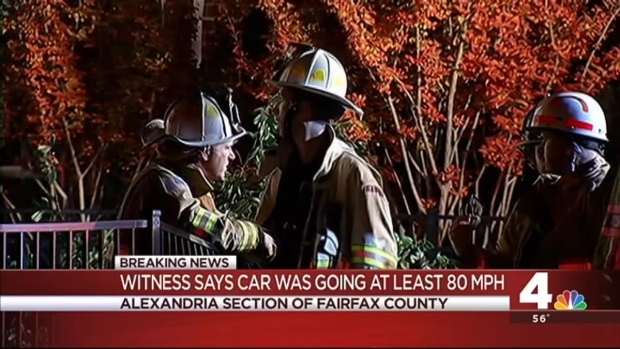2 Men Die After Car Plows Into Alexandria Home