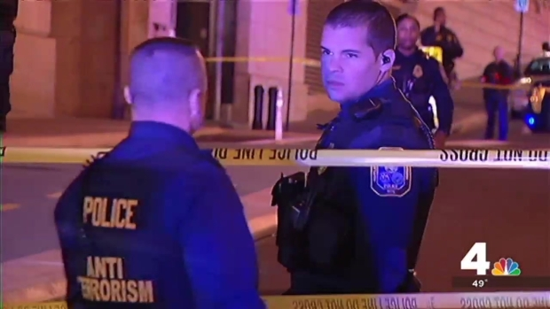 [DC] Police Officer Shoots Stabbing Suspect At Union Station Metro