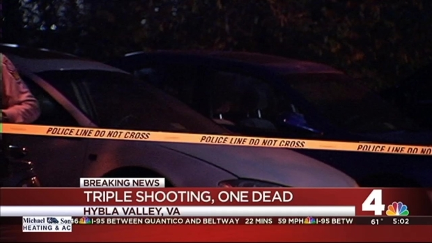 [DC] 1 Dead, 2 Injured in Fairfax County Shooting