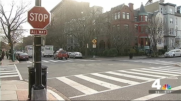 DC Proposal to Let Cyclists Yield at Stop Signs Discussed