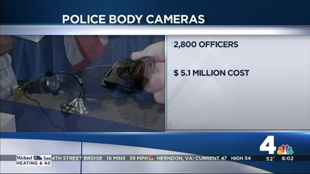 [DC] Bowser to Sign Body Cam Bill