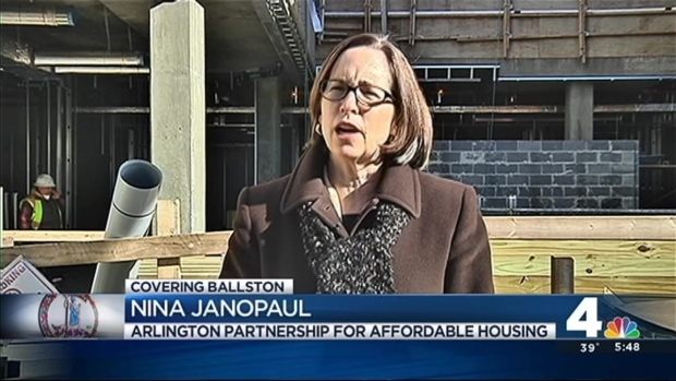 [DC] Arlington Marks Milestone in New Affordable Housing