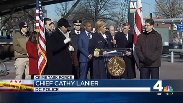 [DC] D.C. Task Force Targets Street Crimes