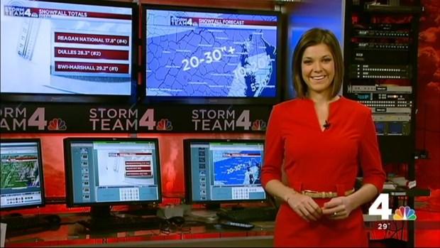 [DC] Overnight Forecast, Jan. 23-24