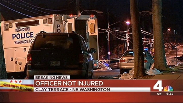 [DC] 1 Injured in Police Involved Shooting